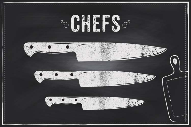 Best Chef Knife 2019 – Reviews & Buyer's Guide